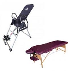 Массажные столы и оборудование